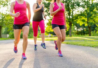 histoire de la course à pied
