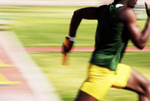 l'athlétisme et la course à pied