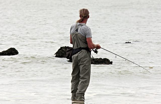 5 bonnes raisons de se mettre à la pêche sportive !