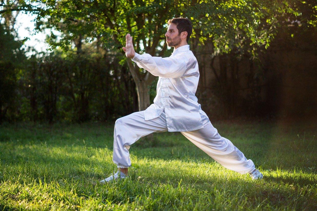 art martial asiatique